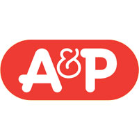 A and P Logo