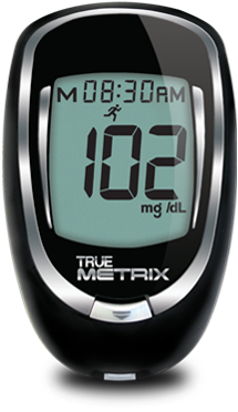 True Metrix Air Meter mg/dL